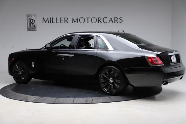 New 2021 Rolls-Royce Ghost for sale $370,650 at Alfa Romeo of Westport in Westport CT 06880 5