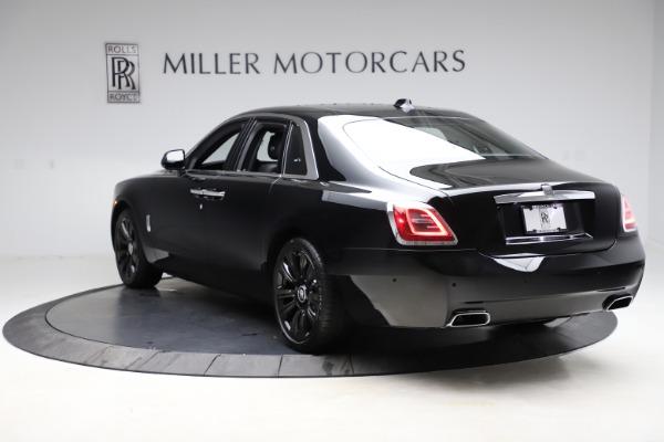 New 2021 Rolls-Royce Ghost for sale $370,650 at Alfa Romeo of Westport in Westport CT 06880 6