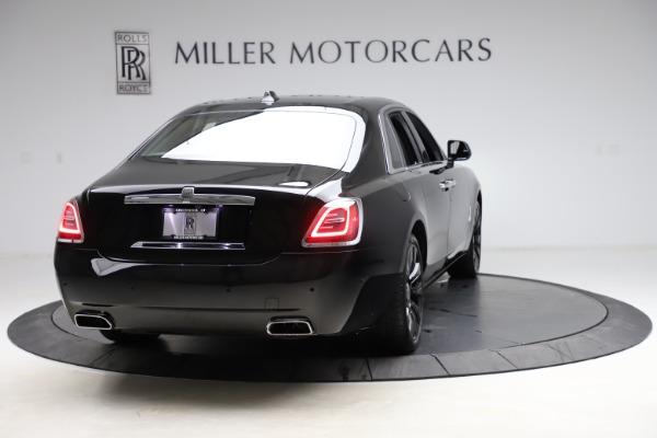 New 2021 Rolls-Royce Ghost for sale $370,650 at Alfa Romeo of Westport in Westport CT 06880 8