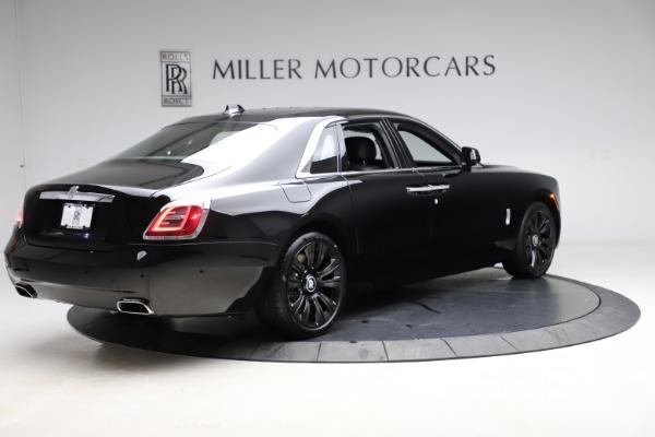 New 2021 Rolls-Royce Ghost for sale $370,650 at Alfa Romeo of Westport in Westport CT 06880 9