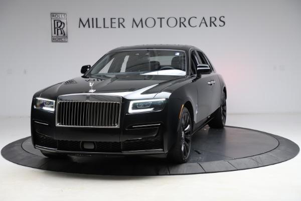 New 2021 Rolls-Royce Ghost for sale $370,650 at Alfa Romeo of Westport in Westport CT 06880 1