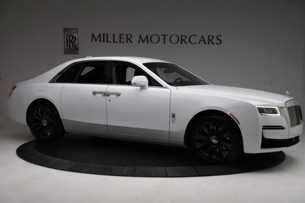 New 2021 Rolls-Royce Ghost for sale $390,400 at Alfa Romeo of Westport in Westport CT 06880 11