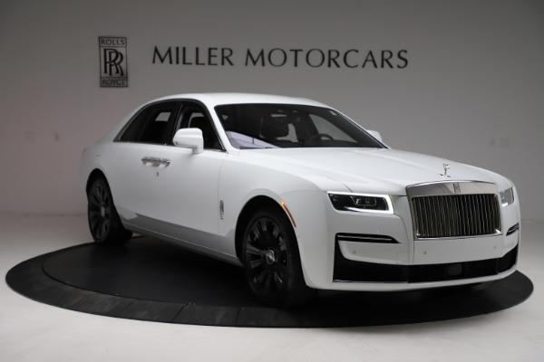 New 2021 Rolls-Royce Ghost for sale $390,400 at Alfa Romeo of Westport in Westport CT 06880 12