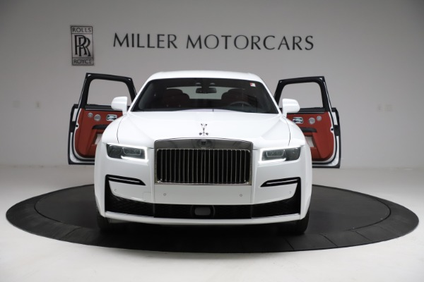 New 2021 Rolls-Royce Ghost for sale $390,400 at Alfa Romeo of Westport in Westport CT 06880 13