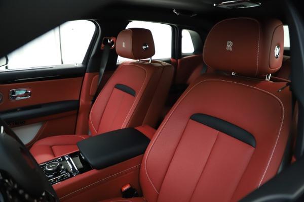 New 2021 Rolls-Royce Ghost for sale $390,400 at Alfa Romeo of Westport in Westport CT 06880 14