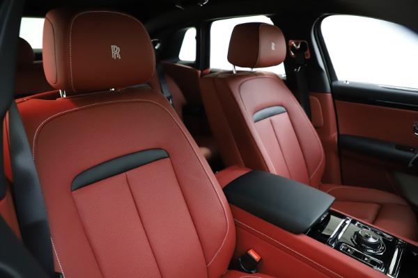 New 2021 Rolls-Royce Ghost for sale $390,400 at Alfa Romeo of Westport in Westport CT 06880 15