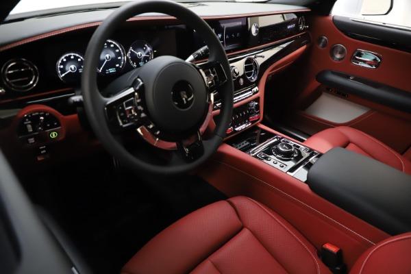 New 2021 Rolls-Royce Ghost for sale $390,400 at Alfa Romeo of Westport in Westport CT 06880 16