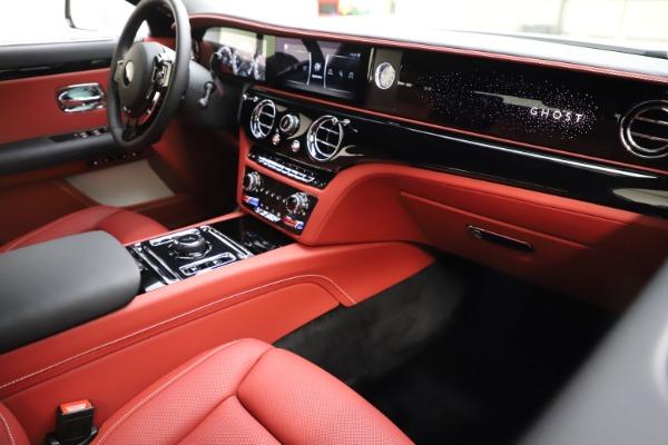 New 2021 Rolls-Royce Ghost for sale $390,400 at Alfa Romeo of Westport in Westport CT 06880 17