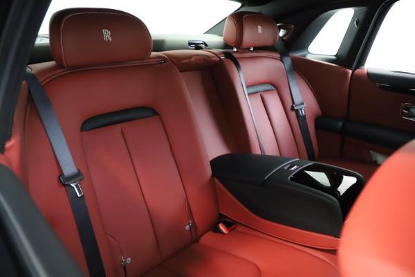 New 2021 Rolls-Royce Ghost for sale $390,400 at Alfa Romeo of Westport in Westport CT 06880 18