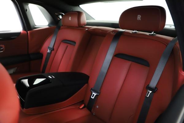 New 2021 Rolls-Royce Ghost for sale $390,400 at Alfa Romeo of Westport in Westport CT 06880 19