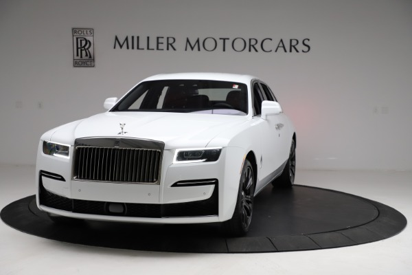 New 2021 Rolls-Royce Ghost for sale $390,400 at Alfa Romeo of Westport in Westport CT 06880 2
