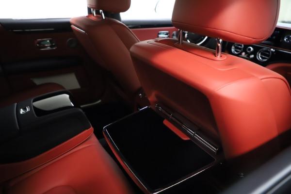 New 2021 Rolls-Royce Ghost for sale $390,400 at Alfa Romeo of Westport in Westport CT 06880 20