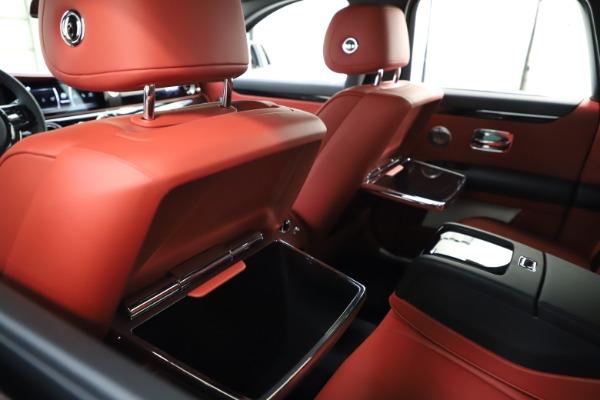 New 2021 Rolls-Royce Ghost for sale $390,400 at Alfa Romeo of Westport in Westport CT 06880 21
