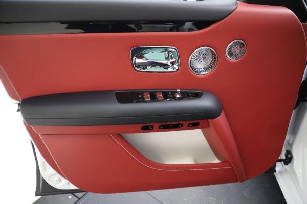 New 2021 Rolls-Royce Ghost for sale $390,400 at Alfa Romeo of Westport in Westport CT 06880 22