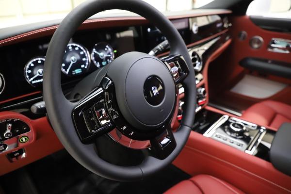 New 2021 Rolls-Royce Ghost for sale $390,400 at Alfa Romeo of Westport in Westport CT 06880 23