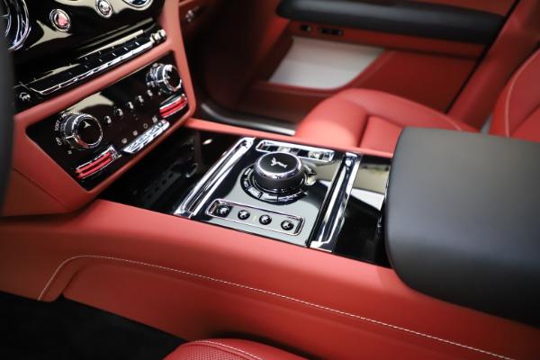 New 2021 Rolls-Royce Ghost for sale $390,400 at Alfa Romeo of Westport in Westport CT 06880 24