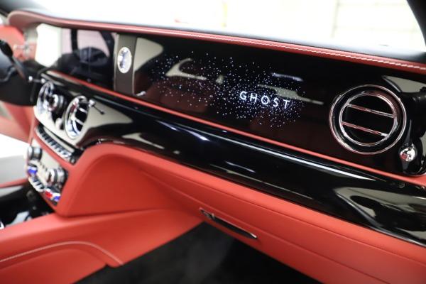 New 2021 Rolls-Royce Ghost for sale $390,400 at Alfa Romeo of Westport in Westport CT 06880 27