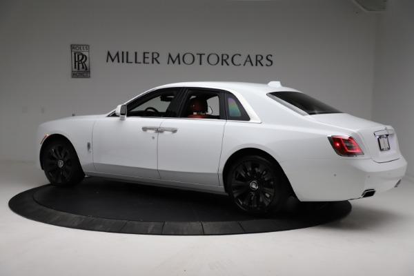 New 2021 Rolls-Royce Ghost for sale $390,400 at Alfa Romeo of Westport in Westport CT 06880 5