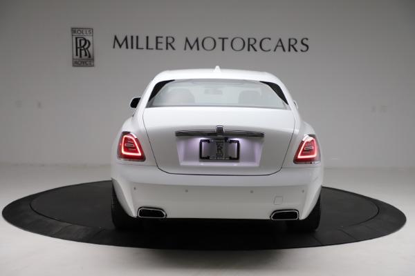 New 2021 Rolls-Royce Ghost for sale $390,400 at Alfa Romeo of Westport in Westport CT 06880 7