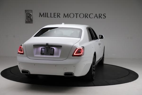 New 2021 Rolls-Royce Ghost for sale $390,400 at Alfa Romeo of Westport in Westport CT 06880 8