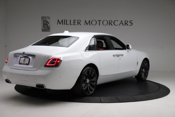 New 2021 Rolls-Royce Ghost for sale $390,400 at Alfa Romeo of Westport in Westport CT 06880 9