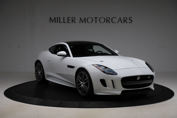 Used 2016 Jaguar F-TYPE R for sale $58,900 at Alfa Romeo of Westport in Westport CT 06880 11