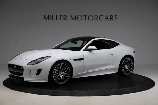Used 2016 Jaguar F-TYPE R for sale $58,900 at Alfa Romeo of Westport in Westport CT 06880 2