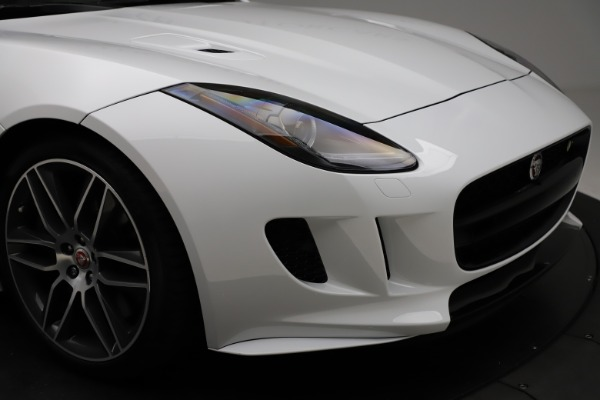 Used 2016 Jaguar F-TYPE R for sale $58,900 at Alfa Romeo of Westport in Westport CT 06880 27