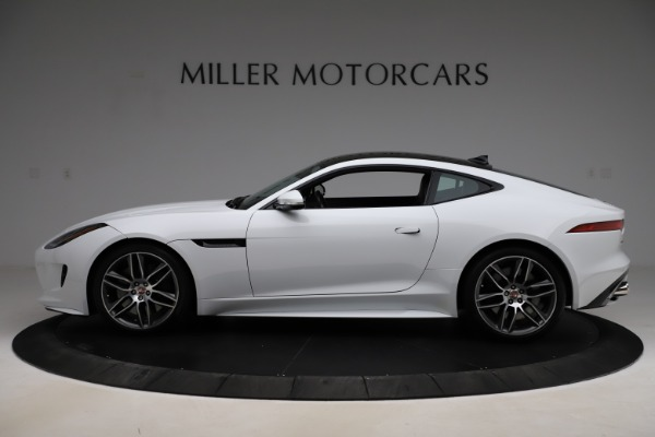 Used 2016 Jaguar F-TYPE R for sale $58,900 at Alfa Romeo of Westport in Westport CT 06880 3