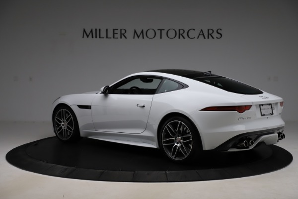 Used 2016 Jaguar F-TYPE R for sale $58,900 at Alfa Romeo of Westport in Westport CT 06880 4