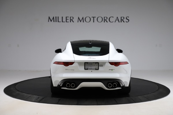 Used 2016 Jaguar F-TYPE R for sale $58,900 at Alfa Romeo of Westport in Westport CT 06880 6