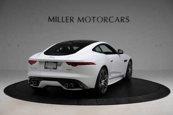 Used 2016 Jaguar F-TYPE R for sale $58,900 at Alfa Romeo of Westport in Westport CT 06880 7