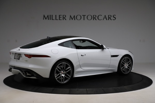 Used 2016 Jaguar F-TYPE R for sale $58,900 at Alfa Romeo of Westport in Westport CT 06880 8