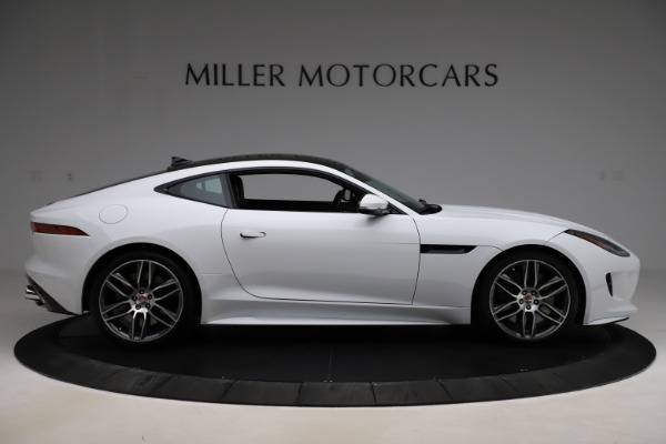 Used 2016 Jaguar F-TYPE R for sale $58,900 at Alfa Romeo of Westport in Westport CT 06880 9