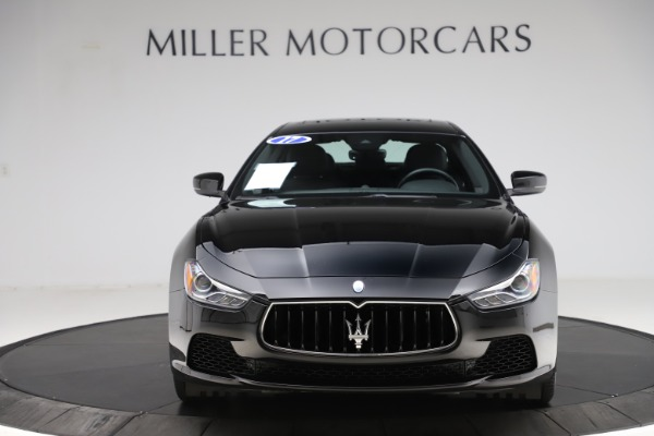 Used 2017 Maserati Ghibli S Q4 for sale $44,900 at Alfa Romeo of Westport in Westport CT 06880 12