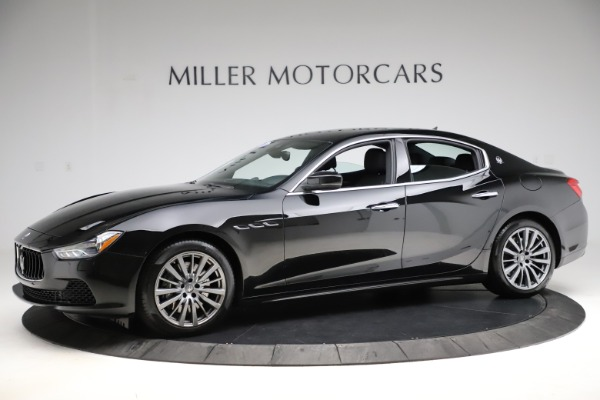 Used 2017 Maserati Ghibli S Q4 for sale $44,900 at Alfa Romeo of Westport in Westport CT 06880 2