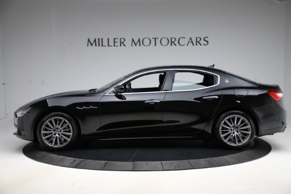 Used 2017 Maserati Ghibli S Q4 for sale $44,900 at Alfa Romeo of Westport in Westport CT 06880 3