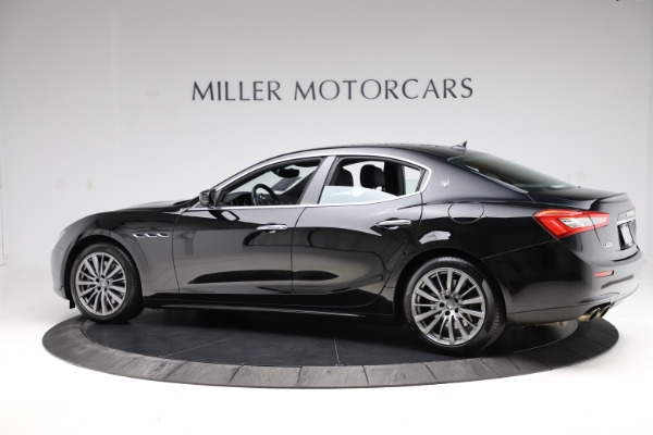 Used 2017 Maserati Ghibli S Q4 for sale $44,900 at Alfa Romeo of Westport in Westport CT 06880 4