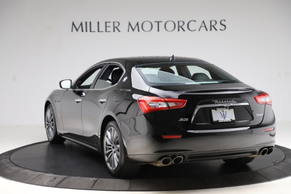 Used 2017 Maserati Ghibli S Q4 for sale $44,900 at Alfa Romeo of Westport in Westport CT 06880 5