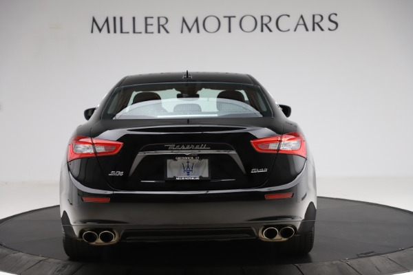 Used 2017 Maserati Ghibli S Q4 for sale $44,900 at Alfa Romeo of Westport in Westport CT 06880 6