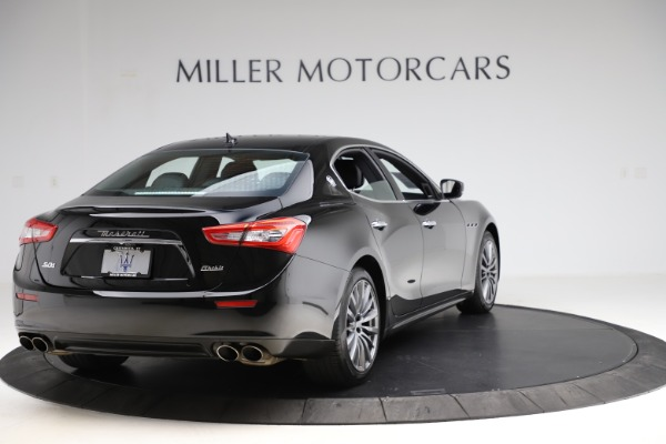 Used 2017 Maserati Ghibli S Q4 for sale $44,900 at Alfa Romeo of Westport in Westport CT 06880 7