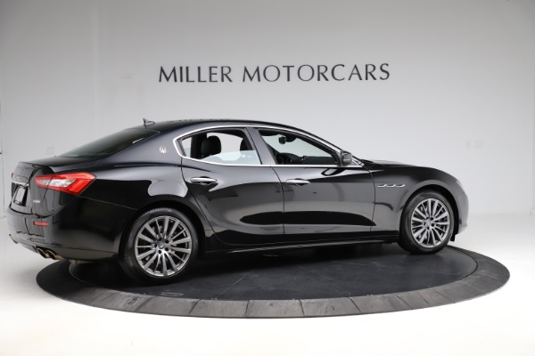Used 2017 Maserati Ghibli S Q4 for sale $44,900 at Alfa Romeo of Westport in Westport CT 06880 8