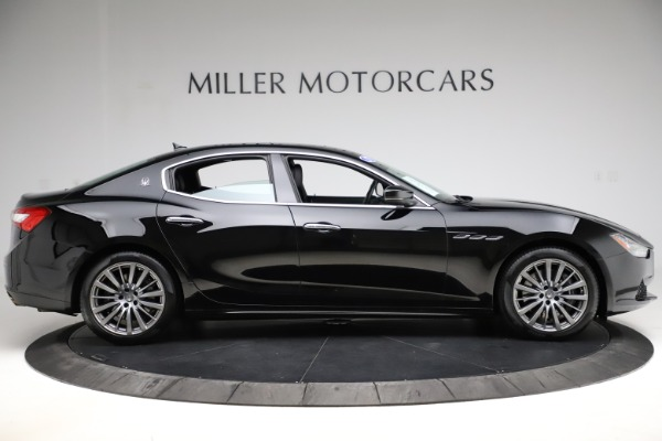 Used 2017 Maserati Ghibli S Q4 for sale $44,900 at Alfa Romeo of Westport in Westport CT 06880 9