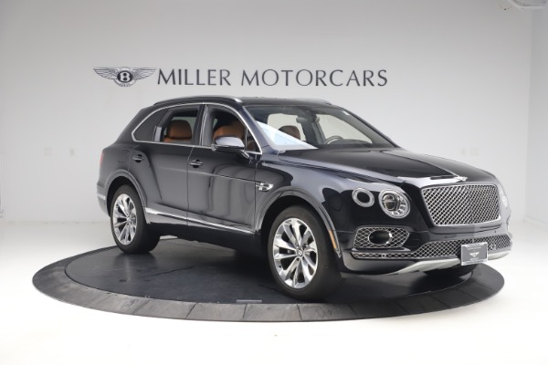 Used 2017 Bentley Bentayga W12 for sale $126,900 at Alfa Romeo of Westport in Westport CT 06880 12