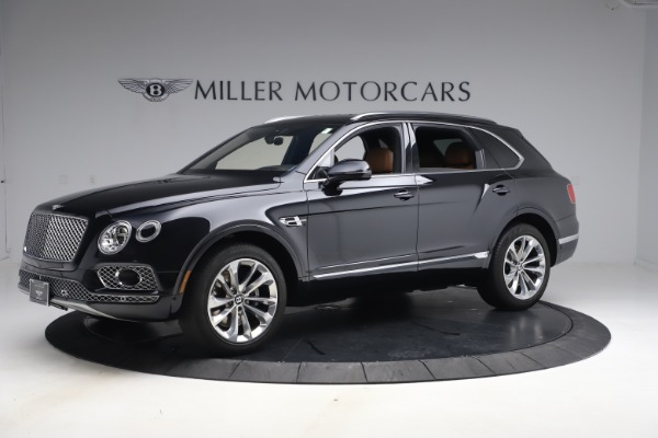 Used 2017 Bentley Bentayga W12 for sale $126,900 at Alfa Romeo of Westport in Westport CT 06880 2