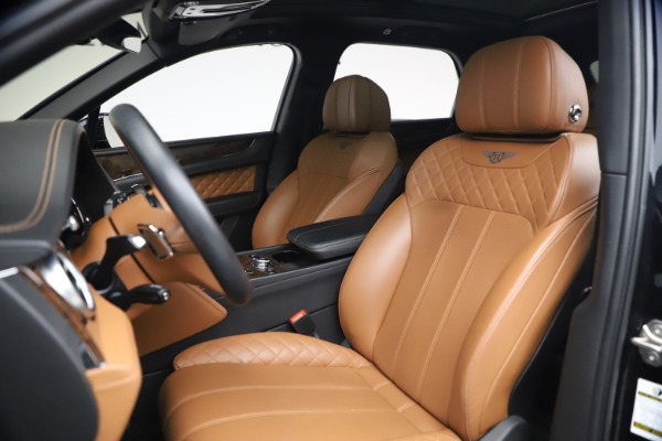 Used 2017 Bentley Bentayga W12 for sale $126,900 at Alfa Romeo of Westport in Westport CT 06880 20