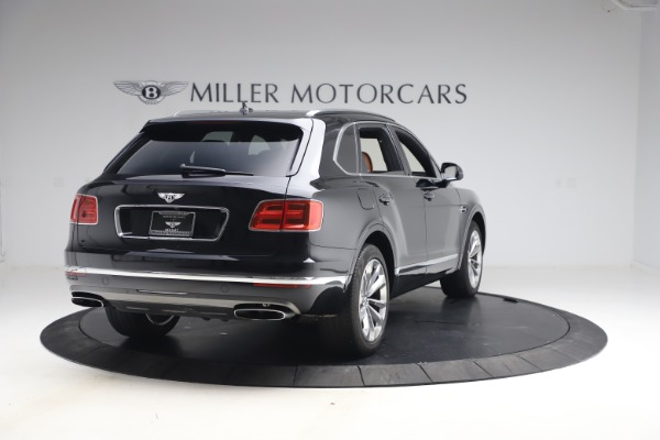 Used 2017 Bentley Bentayga W12 for sale $126,900 at Alfa Romeo of Westport in Westport CT 06880 7