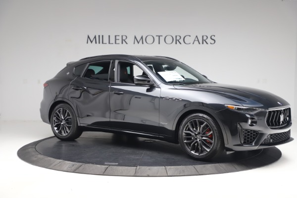 New 2021 Maserati Levante Q4 GranSport for sale Sold at Alfa Romeo of Westport in Westport CT 06880 10