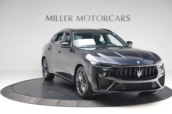 New 2021 Maserati Levante Q4 GranSport for sale Sold at Alfa Romeo of Westport in Westport CT 06880 11