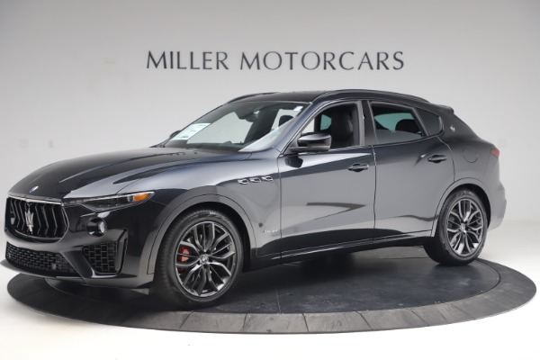 New 2021 Maserati Levante Q4 GranSport for sale Sold at Alfa Romeo of Westport in Westport CT 06880 2